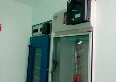 CAMARAS CLIMATICA CARON 6030 Y LUNAIRE